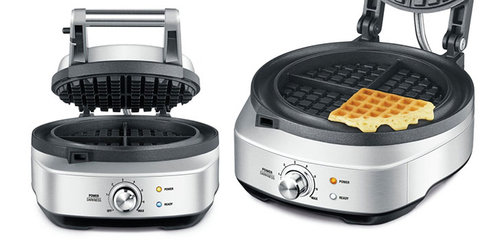 Bild på The No Mess Waffle