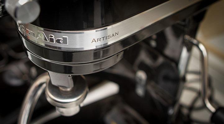 Bild på en köksmaskin