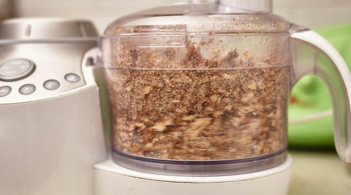 Matberedare som hackar nötter
